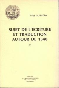 Sujet de lécriture et traduction autour de 1540.pdf