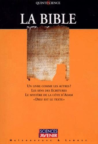 Luce Leotard et  Collectif - La Bible.