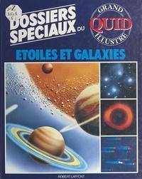 Lucette Bottinelli et Michèle Gerbaldi - Étoiles et galaxies.