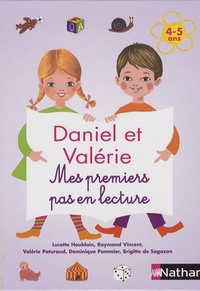 Daniel et Valérie - Mes premiers pas en lecture 4-5 ans.pdf