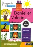 Lucette Houblain et Raymond Vincent - Daniel et Valérie.