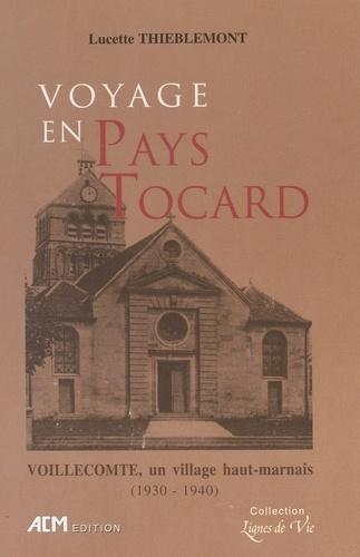 Voyage en pays tocard : Voillecomte, un village haut-marnais (1930-1940)