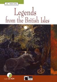 Lucia Mattioli et Deborah Meyers - Legends from the British Isles. 1 Cédérom