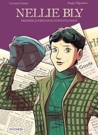 Luciana Cimino et Sergio Algozzino - Nellie Bly - Première journaliste d'investigation.