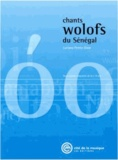 Luciana Penna-Diaw - Chants wolofs du Sénégal. 1 CD audio