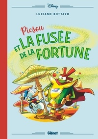 Luciano Bottaro - Picsou et la fusée de la fortune.