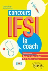 Luciano Gossy et Raphaël Lapierre - Concours IFSI - Le coach.
