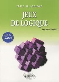 Luciano Gossy - Jeux de logique.