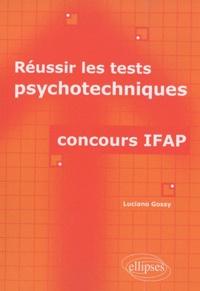 Réussir les tests psychotechniques - Concours IFAP.pdf