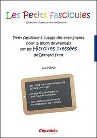 Petit fascicule à lusage des enseignants pour la leçon de français sur les Histoires pressées de Bernard Friot.pdf