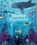Lucie Brunellière - La grande plongée - Ave une bande son de 10 minutes.