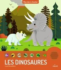 Lucie Brunellière - Les dinosaures.