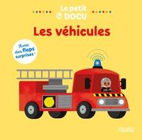 Lucie Brunellière - Les véhicules - Avec des flaps surprises !.
