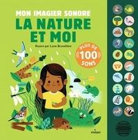 Lucie Brunellière - Mon imagier sonore - La nature et moi.