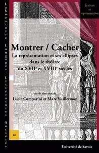 Openwetlab.it Montrer / Cacher - La représentation et ses ellipses dans le théâtre des XVIIe et XVIIIe siècles Image