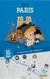 Lucie De La Héronnière et Nicolas Ferreira - Mission Paris - 15 défis à relever en famille.