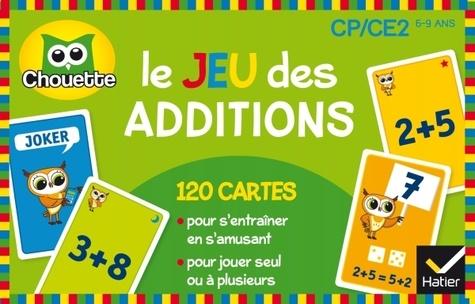 Lucie Domergue et Muriel Iribarne - Le jeu des additions - CP/CE2 6-9 ans.