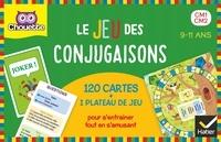 Lucie Domergue et Muriel Iribarne - Le jeu des conjugaisons CM1-CM2.