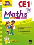 Lucie Domergue et Juliette Domingie - Maths CE1 Cycle 2 - 7-8 ans.