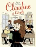 Lucie Durbiano et  Colette - Claudine à l'école.