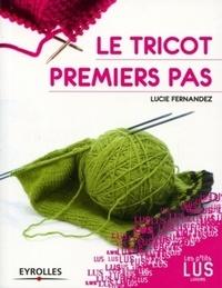 Lucie Fernandez - Le tricot - Premiers pas.