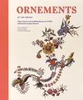 Lucie Fléjou et Michaël Decrossas - Ornements XVe-XIXe siècles - Chefs-d'oeuvre de la Bibliothèque de l'INHA collections Jacques Doucet.