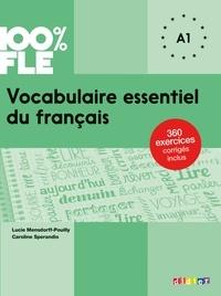 Lucie Mensdorff et Caroline Sperandio - Vocabulaire essentiel du français niv. A1 - Ebook.