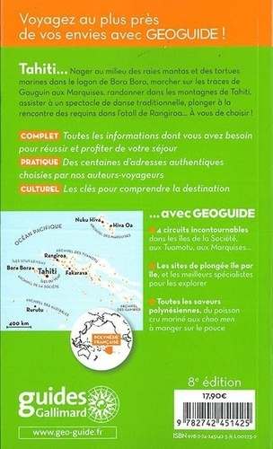 Tahiti Polynésie française 8e édition