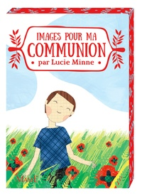 Lucie Minne - Images pour ma communion.