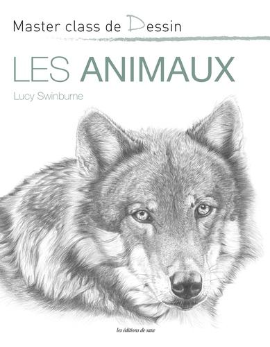 Lucie Swimburne - Dessiner les animaux.