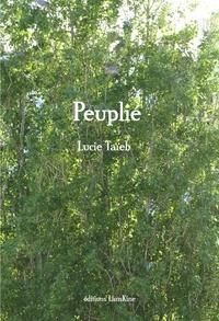 Lucie Taïeb - Peuplié.