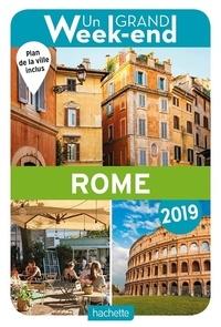 Lucie Tournebize et Yoann Stoeckel - Un grand week-end à Rome. 1 Plan détachable
