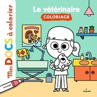 Lucie Voisin - Le vétérinaire.