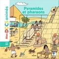 Lucie Voisin et  Wouzit - Pyramides et pharaons.