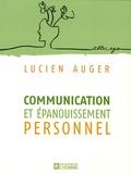 Lucien Auger - Communication et épanouissement personnel.