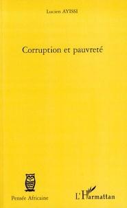Lucien Ayissi - Corruption et pauvreté.