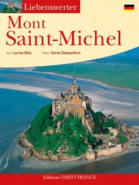 Lucien Bély - Mont Saint-Michel - Edition en allemand.