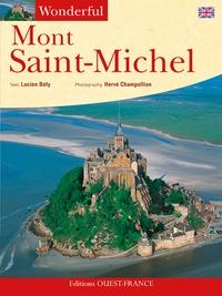 Lucien Bély - Mont Saint-Michel - Edition en anglais.