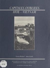 Lucien Bodard et Chantal Colleu-Dumond - Hué, Vietnam.