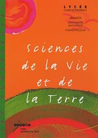 Lucien Bremond - Sciences de la Vie et de la Terre 1e S - S'informer/Raisonner Réaliser-Communiquer.