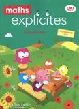 Lucien Castioni et Myriam Amiot - Mathématiques CM1 Maths Explicites - Livre élève.
