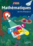 Lucien Castioni et Heidi Budon Dubarry - Mathématiques CM1 - Guide pédagogique.