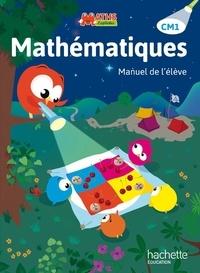 Lucien Castioni et Heidi Budon Dubarry - Maths Explicites CM1 - Manuel de l'élève.
