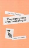 Lucien Cerise - Photographies d'un hamburger - Cliché 1, La guerre des sexes.