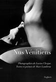 Lucien Clergue et Marc Lambron - Nus vénitiens.