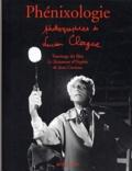 Lucien Clergue et Jean Cocteau - Phénixologie - Tournage du film Le testament d'Orphée de Jean Cocteau.