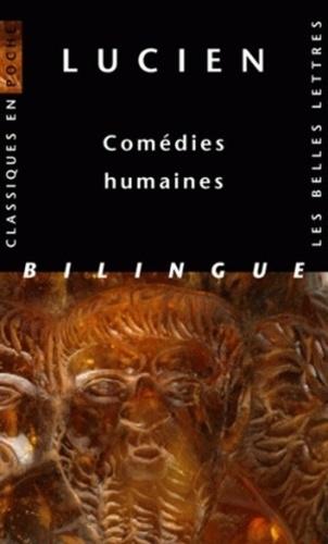 Lucien - Comédies humaines.