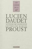 Lucien Daudet - Autour de soixante lettres de Marcel Proust.
