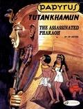 Lucien De Gieter et G Vloeberghs - Papyrus Tome 3 : Tutankhamun - The Assassinated Pharaoh.