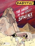Lucien De Gieter - Papyrus Tome 5 : The anger of the great sphinx.